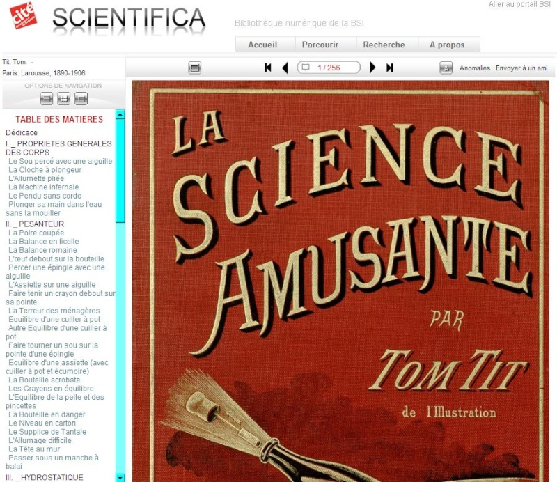 Scientifica : La Science Amusante par Tom Tit  Captur45