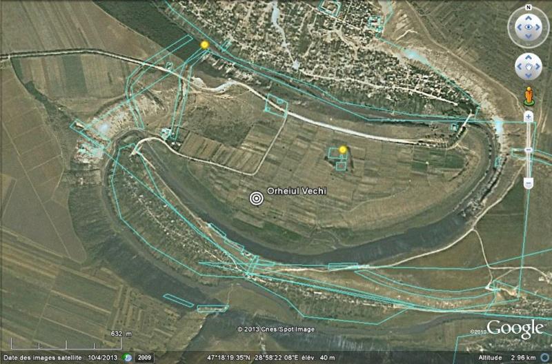 Orheiul Vechi (ensemble monastique) - Moldavie Ov10