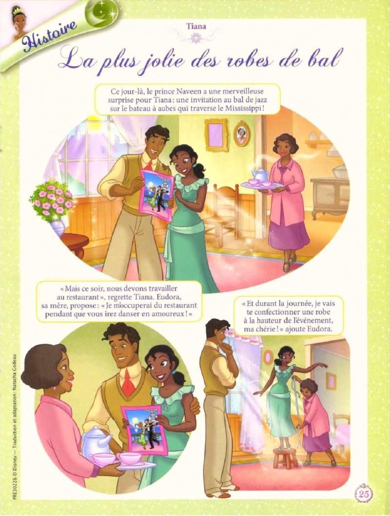 [Magazine] Disney Princesse Magazine France - Page 2 Re_tia10