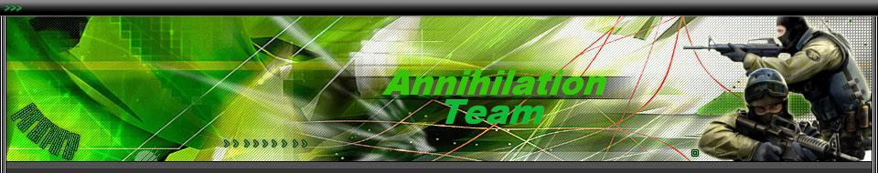Annihilation Team