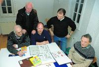 Beim Sammlerverein genießen Briefmarken besondere Wertschätzung 20077710