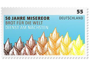 2009 zahlreiche Briefmarken mit christlichen Motiven Briefm10