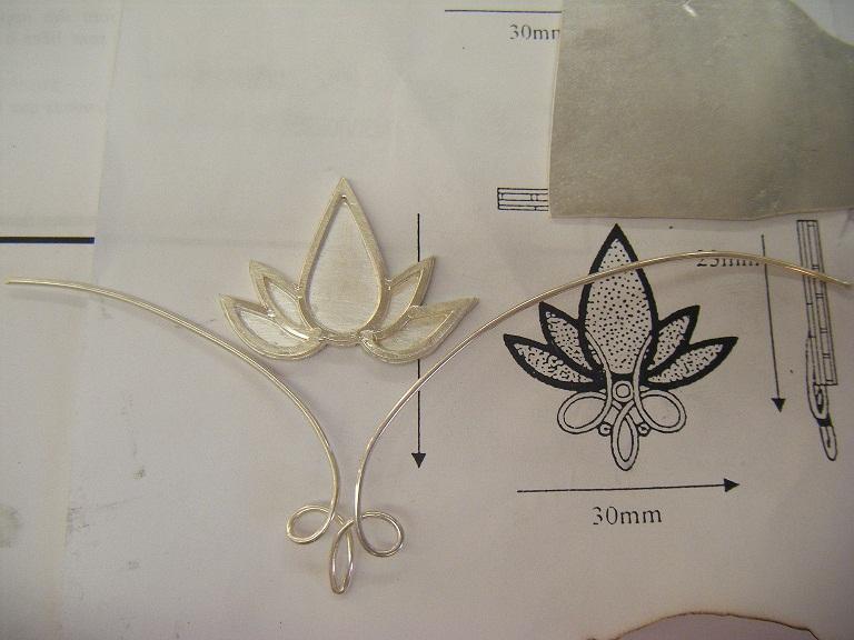 Fleur de lotus Bijout10