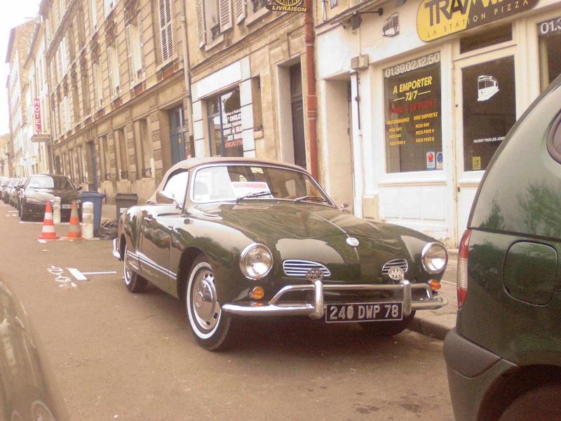 Cabriolet vu à Versailles le Week-End dernier Photo-10