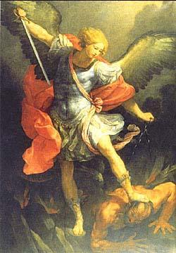 Neuvaine à Saint Michel Archange en lhonneur de sa fête le 29 Septembre Arch10
