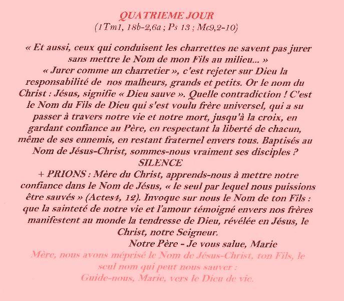 Neuvaine et chapelet à Notre Dame de la Salette du 11 au 19 septembre Salett13