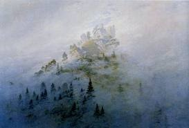 Caspar David Friedrich - Page 4 Brume_10