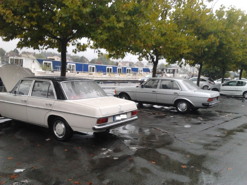 MERCEDES 220D ANNEE 1972 COLLECTIONS 2013-032