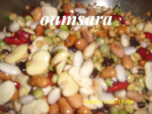 Bissara marocaine aux multiples légumineuses! Soupe_10