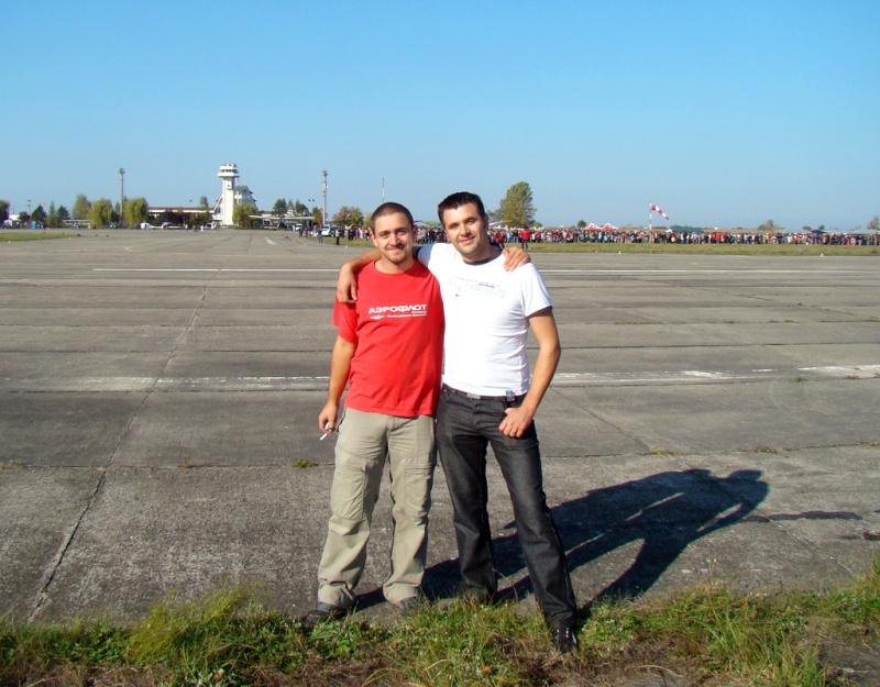 Miting aviatic Satu-Mare - 19 octombrie 2008 Dsc07310