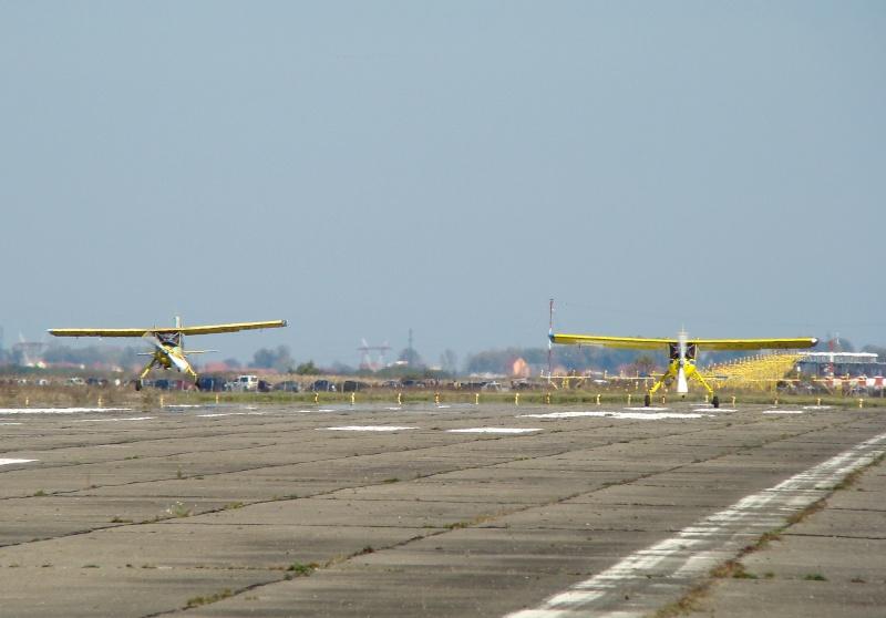 Miting aviatic Satu-Mare - 19 octombrie 2008 Dsc07317