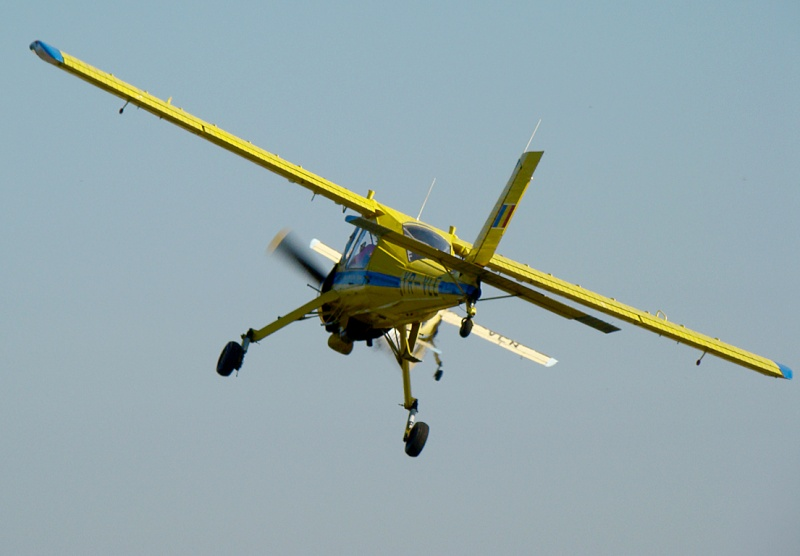 Miting aviatic Satu-Mare - 19 octombrie 2008 Vilgil10