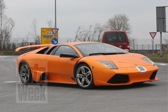[Lamborghini) Murcielago SV 1112