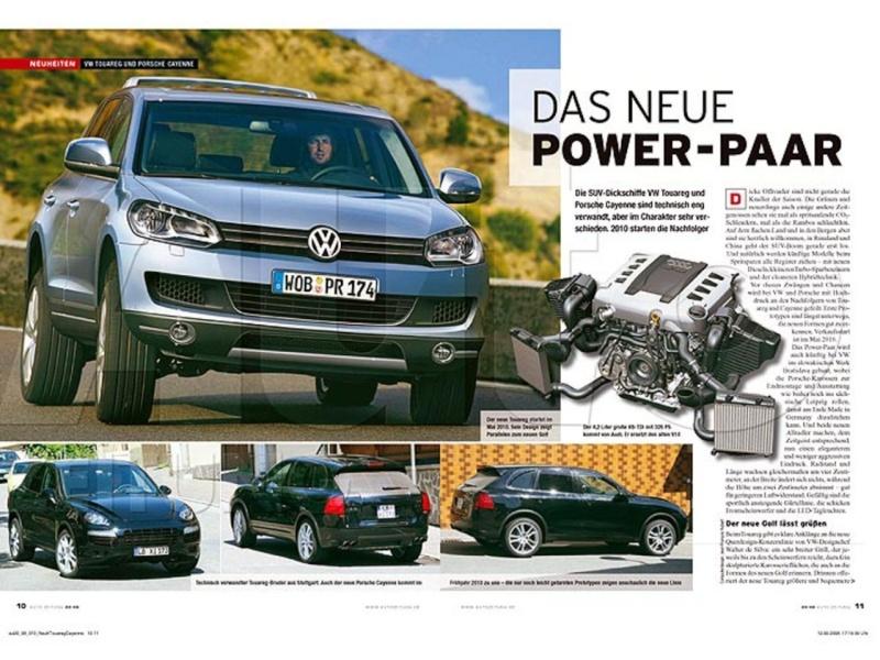 2010 - [Volkswagen] Touareg II - Page 2 13021610