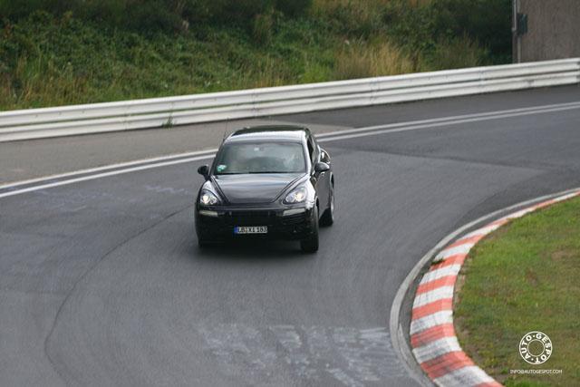2010 - [Porsche] Cayenne II - Page 2 1313
