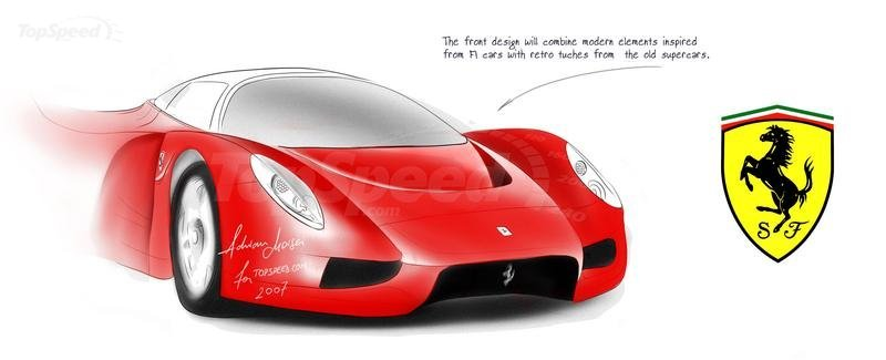 [Présentation] Le design par Ferrari 2009-f10