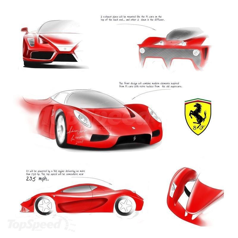 [Présentation] Le design par Ferrari 2009-f11
