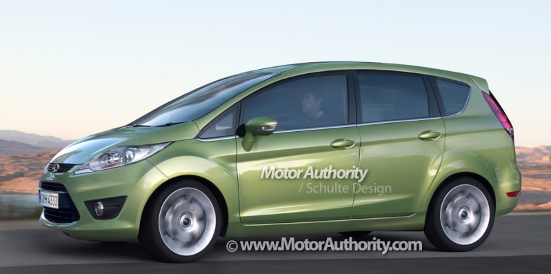 2010 - [Ford] C-Max 2010_f11
