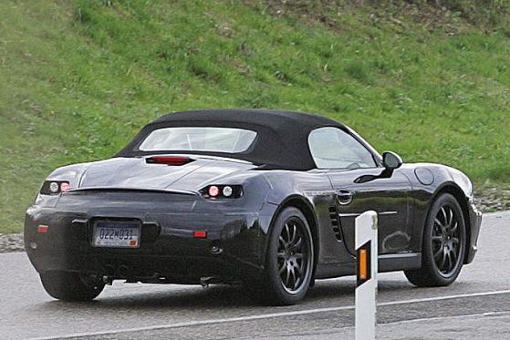 2012 - [Porsche] Boxster III [981] 5wbrt110