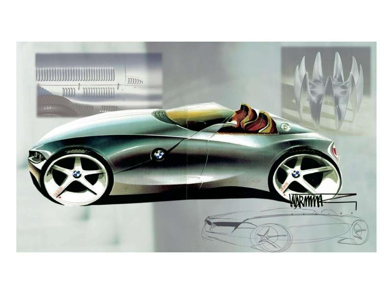 [Présentation] Le design par BMW Bmw-z418