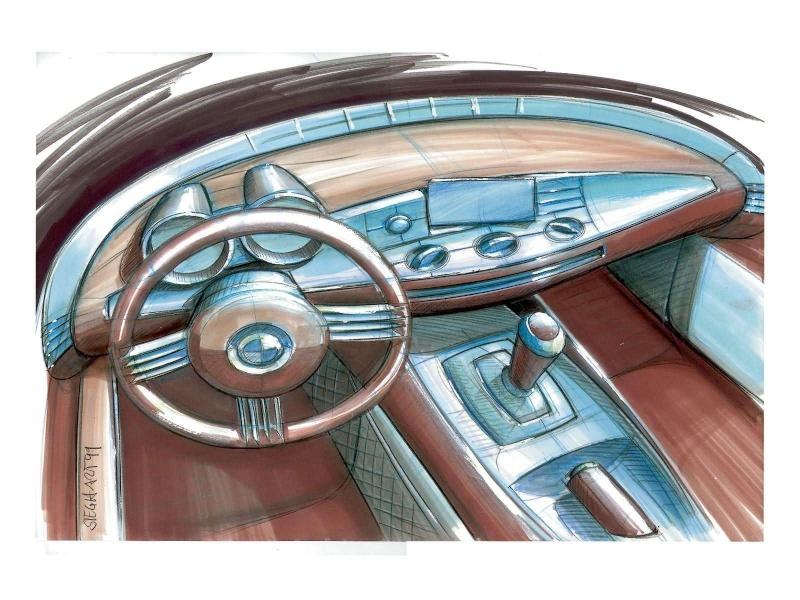 [Présentation] Le design par BMW Bmw-z419