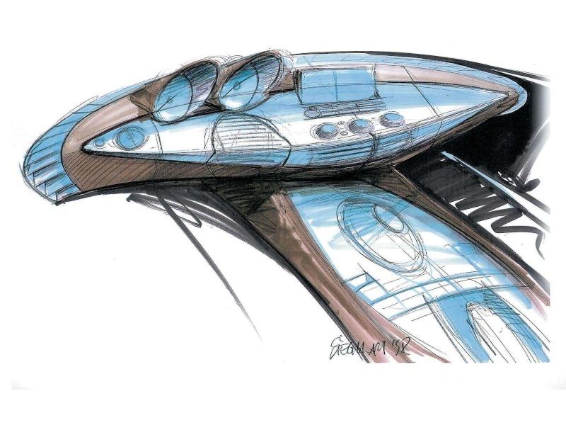 [Présentation] Le design par BMW Bmw-z420
