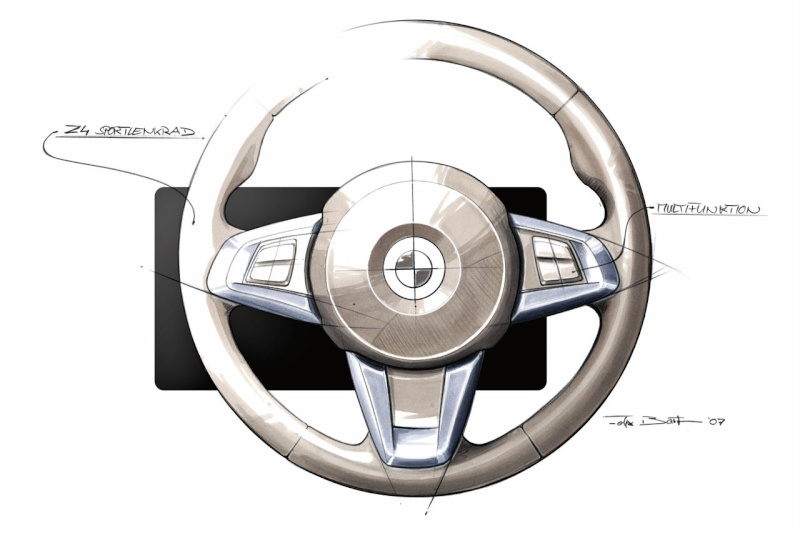 [Présentation] Le design par BMW Bmw-z425