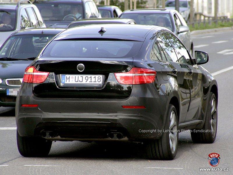 [BMW] X6 M / X6 55d Bmx64010