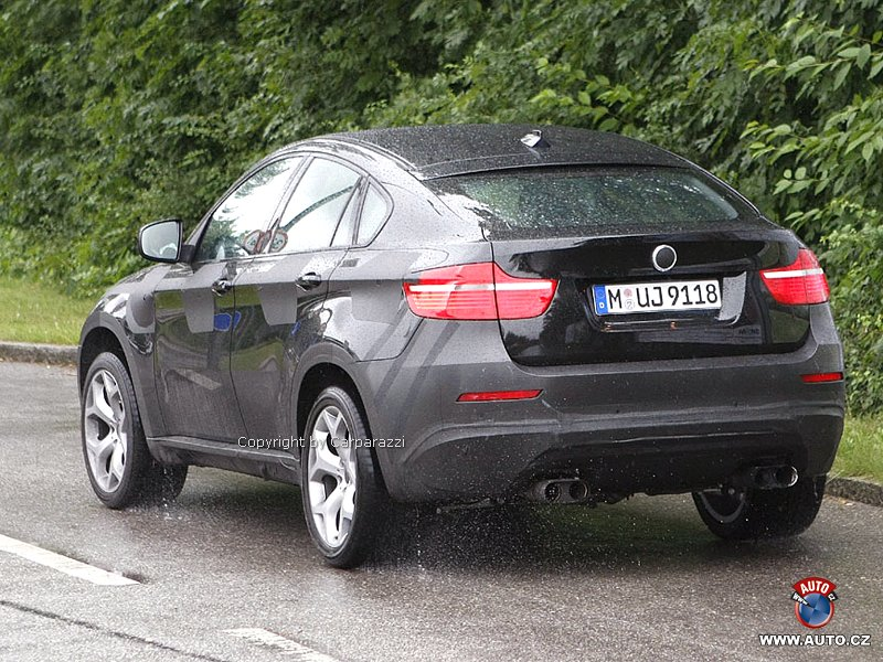 [BMW] X6 M / X6 55d Bmx64510
