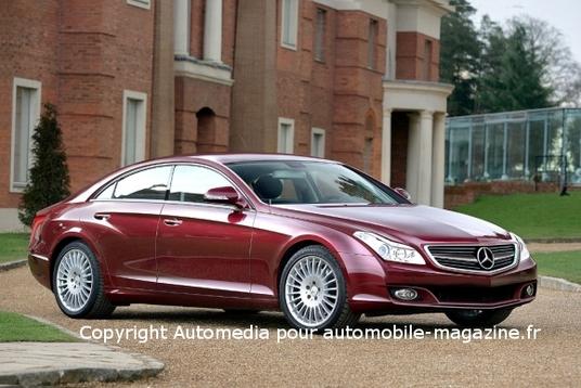 2010 - [Mercedes] CLS II Cls_au10