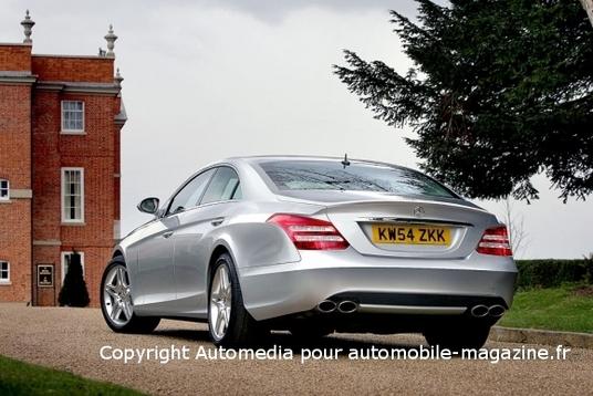 2010 - [Mercedes] CLS II Cls_au11