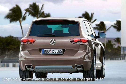 2010 - [Volkswagen] Touareg II - Page 2 Futur_10