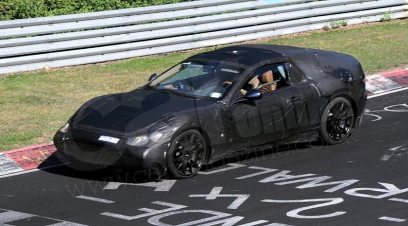 2009 - [Maserati] Gran Cabrio - Page 4 Masera11