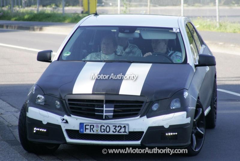 [Mercedes] E63 AMG Mika_m11