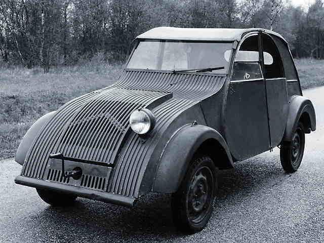 [Présentation] Le design par Citroën - Page 3 Proto310