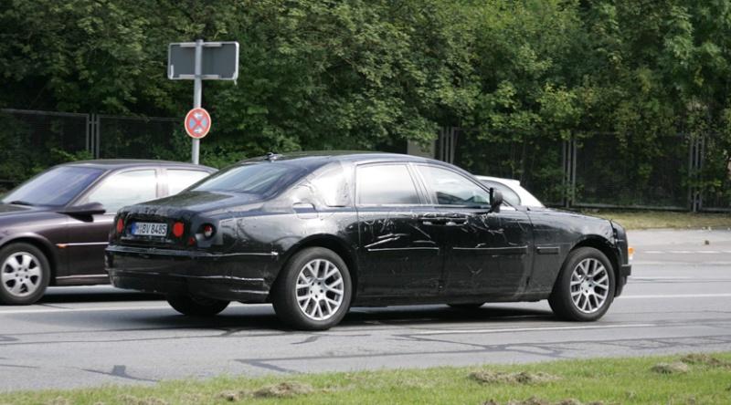 2009/11 - [Rolls-Royce] Ghost / Ghost EWB - Page 6 Rr4110