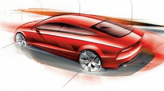[Présentation] Le design par Audi - Page 2 Sketch13