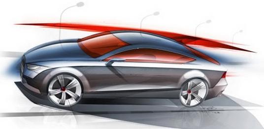 [Présentation] Le design par Audi - Page 2 Sketch14
