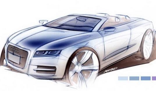 [Présentation] Le design par Audi - Page 2 Sketch15