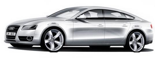[Présentation] Le design par Audi - Page 2 Sketch16