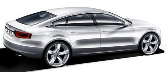 [Présentation] Le design par Audi - Page 2 Sketch17