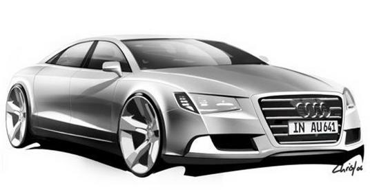 [Présentation] Le design par Audi - Page 2 Sketch18