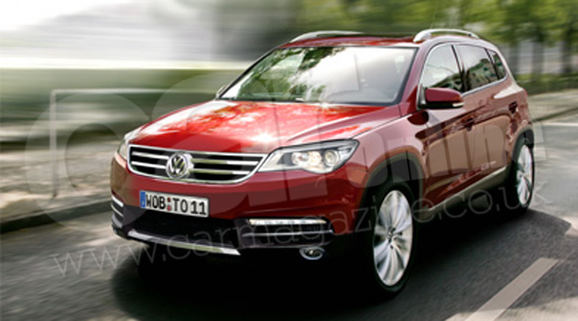 2010 - [Volkswagen] Touareg II - Page 2 Vwtoua10