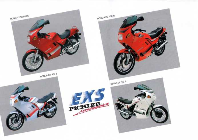 VT500E + carénage Pichler ... Grand Tourisme ! Exskat10