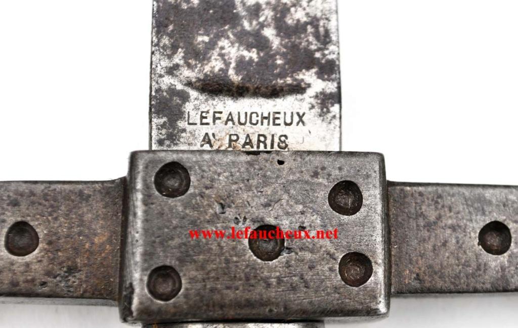 un épée d'estoc signé LEFAUCHEUX  1_copi25