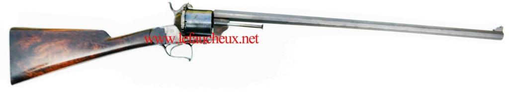 CARABINE REVOLVER LEFAUCHEUX 4_copi16