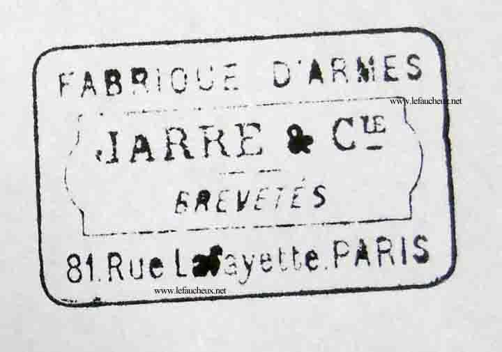 La maison d'armes Jarre  Tampon10