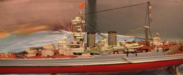 HMS Hood auf Besuch. Hood-310