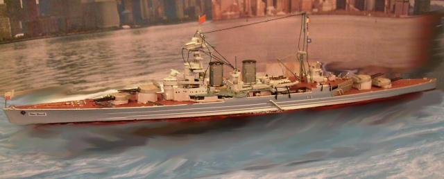 HMS Hood auf Besuch. Hood-710