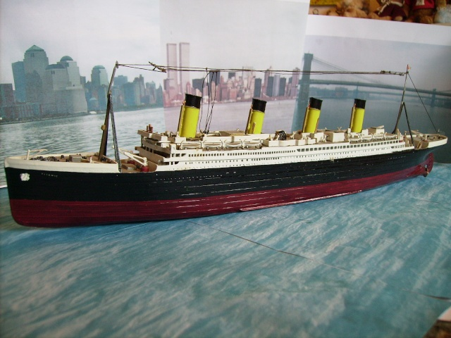 Titanic endlich in NY. Pict1328